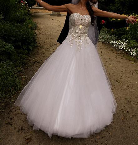 Najpiękniejsza Suknia ślubna! 2