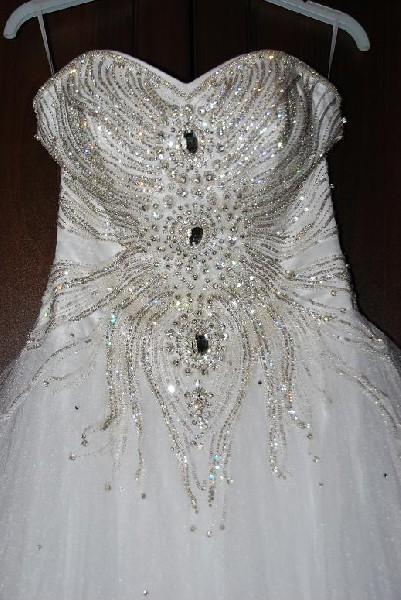 Najpiękniejsza Suknia ślubna! 4