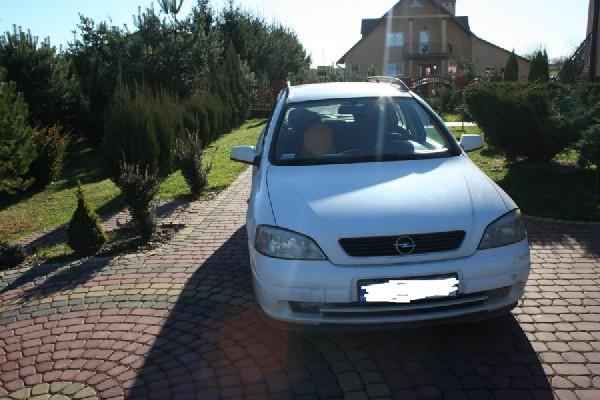 Sprzedam Opel Astra Club Kombi 2001 Rok 2